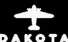Dakota logo with plane_WHITE_V2.png