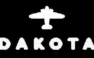 Dakota logo with plane_WHITE_V3.1.png