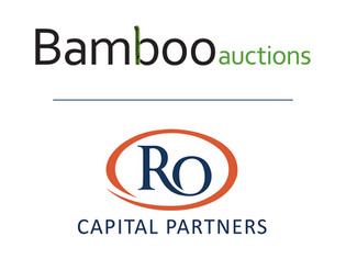 RO Capital Partners makes first investment co-leads £1.1 million funding round in Bamboo Auctions.
