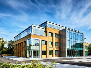 The RO secures first Fitwel certification for multi-tenanted building in Europe at Dakota Weybridge.