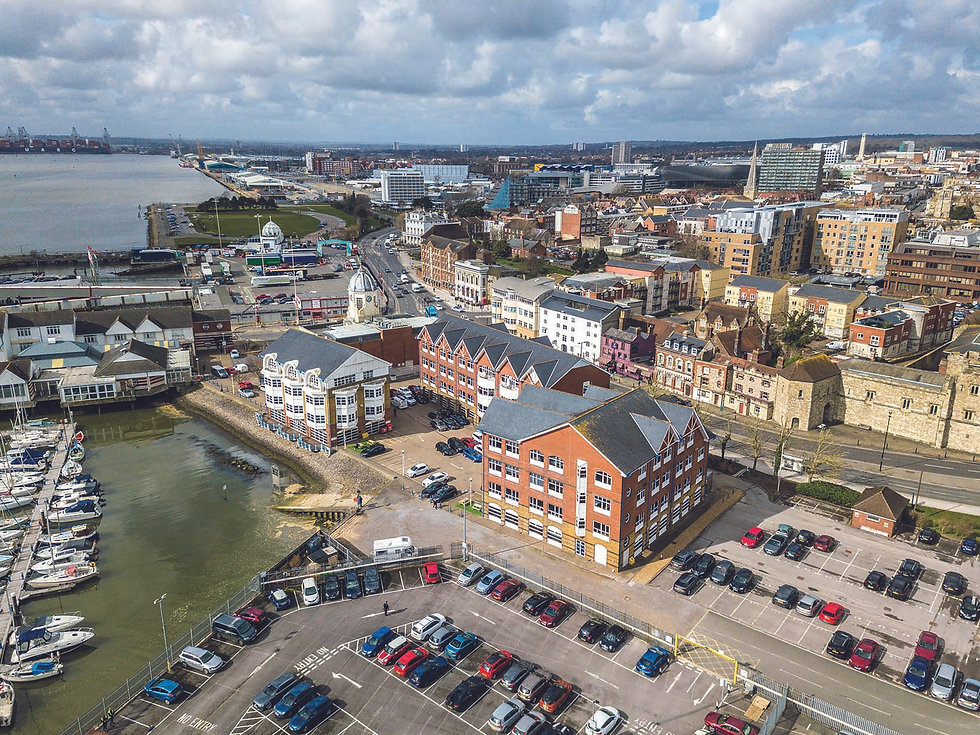 Office space to let, Waterside Place Southampton