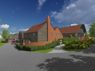 A major planning permission achieved for Metis Homes