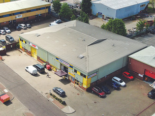 RO Group completes sale of Letchworth Industrial units