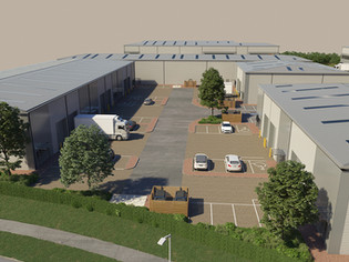 The RO acquires development plot for £2.45 million on Solstice Park in Wiltshire