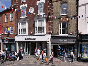 The RO goes shopping in historic Chichester