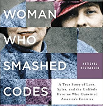 """Book Review: """"The Woman Who Smashed Codes"""" by Jason Fagone"""