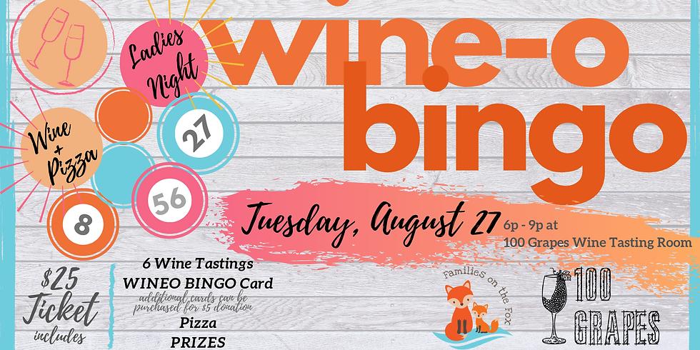 Wine-O BINGO Ladies Night