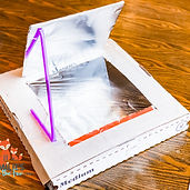 Solar Oven Pizza Box