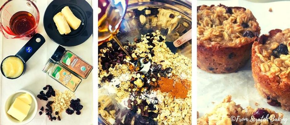 Baked Oatmeal - A Healthy Alternative