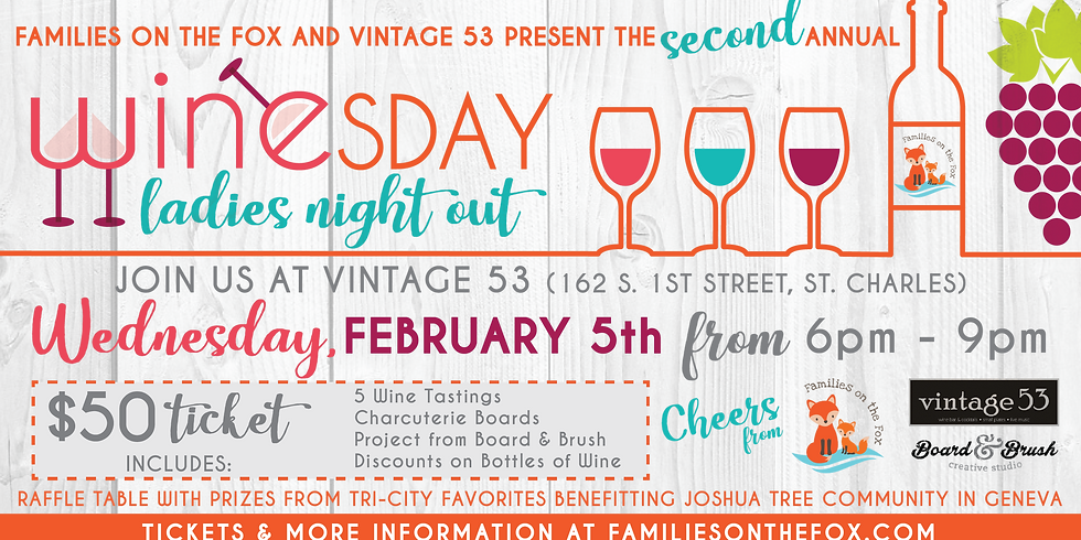 WINESday Wednesday Ladies Night Out