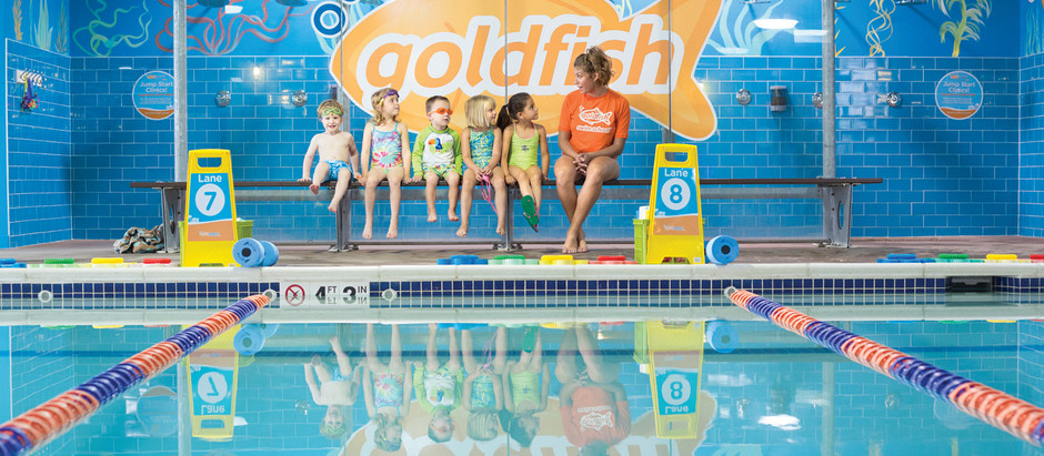 Experience the Tri-Cities: GOLDFISH SWIM SCHOOL