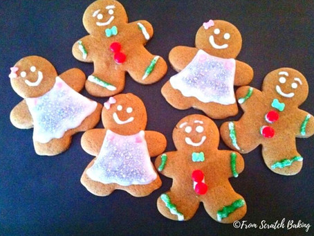 Holiday Traditions Made of Gingerbread