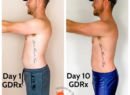 Detoxing, Not Dieting