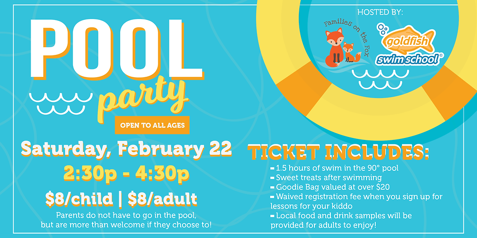 FOTF Pool Party