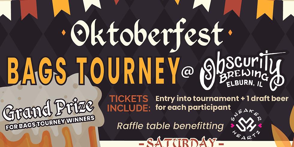 Oktoberfest Bags Tourney