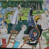 World's Greatest Artists Naperville Mura