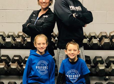 ProForce Sports Performance Training   Batavia   Chris & Jami Browning