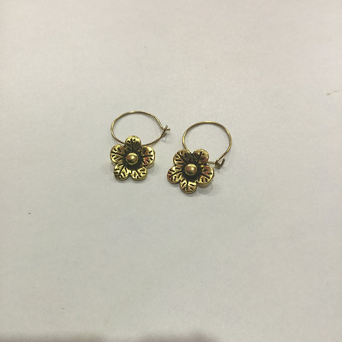 ANTIC RING EARING