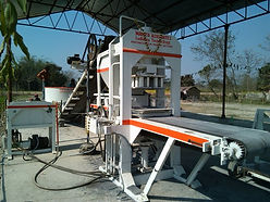 Ludhiana techno Engineering , Korba , C.G , Call 94060-24060 , fly ash brick machine.