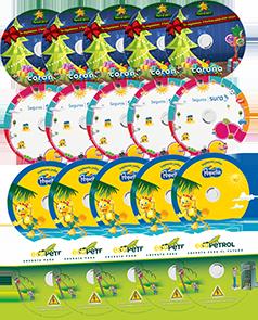 IMPRESIÓN CD-DVD