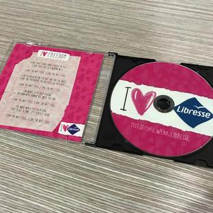 CD + CAJA ACRILICA DELGADA