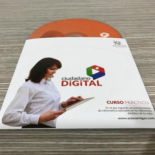 DVD + CAJA IMPRESA