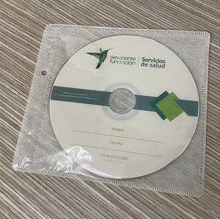 CD + SOBRE FELPA