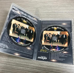 DVD + CAJA DVD (2 DISCOS)