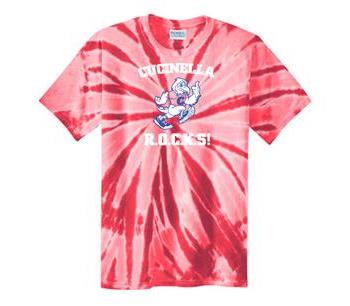 Short Sleeve Tie Dye T-Shirts $16