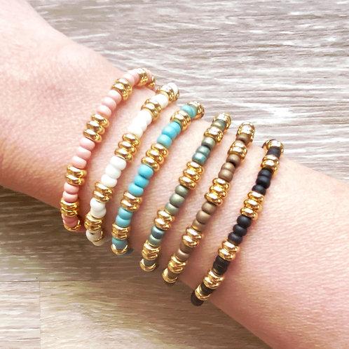 Bracelet modèle Moana Les créas de Téha