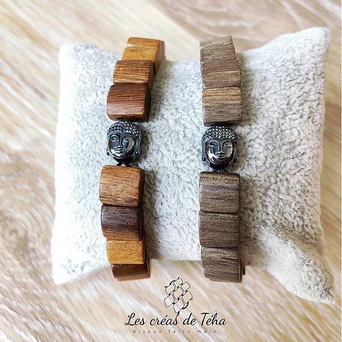 Bracelet homme Les créas de Téha modèle Mohina