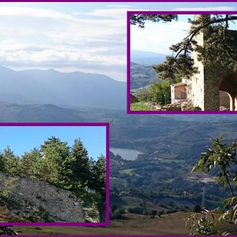Camminata Montefalcone-Smerillo con castagnata