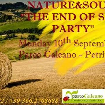 Nature&Sound - Music, Culture, Mediterranean Diet