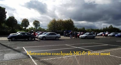 the metrocentre meet in the north east.