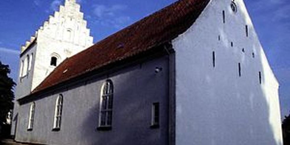 De 9 læsninger i Ejby Kirke