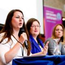 Kellie Armstrong CTA NIPP panel 2015