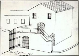 Foto 44 - 1914. Disegno Chiesa di S.Eras