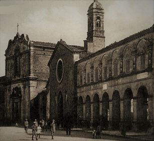 Santa Croce e S. Francesco - 1915.jpg
