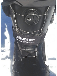 Snowboarding Profiles Strapins Review