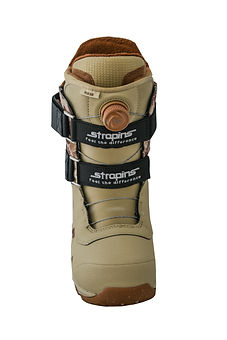 Strapins Snowboarding Boot Fix
