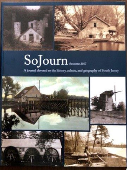 SoJourn Summer 2017: A journal...of South Jersey