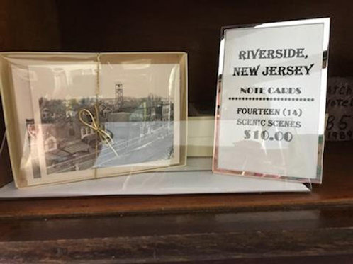 Riverside Note Cards