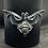 Thumbnail: Black Glass Candle Medium Bat