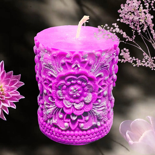 Mystical Range - New Moon Candle