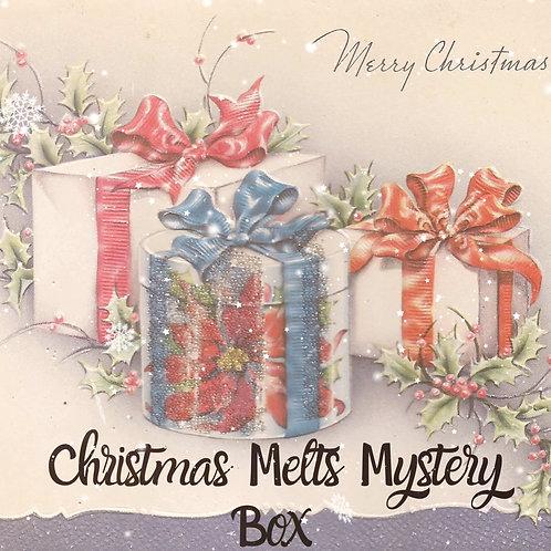 Christmas Wax Melt Mystery Box