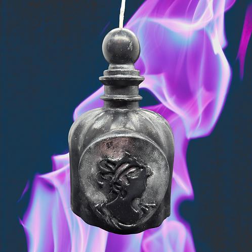 Mystical Range - Potion Bottle Candle