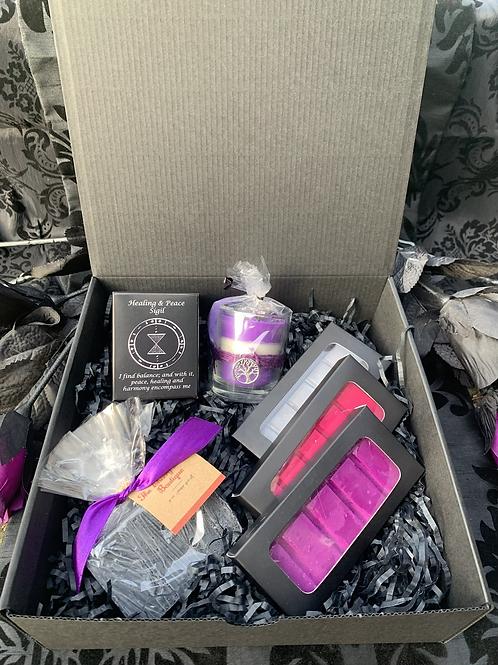 Gift Box, Birthday, Gift Hamper, Thank you, Treat Yourself