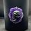 Thumbnail: Black Glass Candle Medium