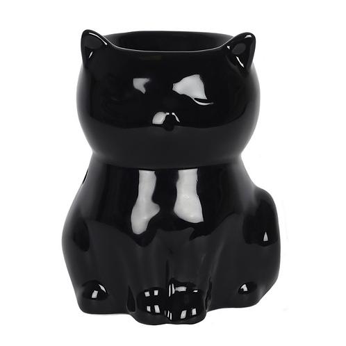 Black Cat Burner + Wax Melts