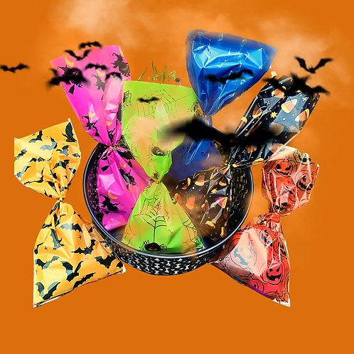 Halloween Melt Goodie Bag